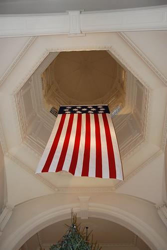 Annapolis statehouse dome