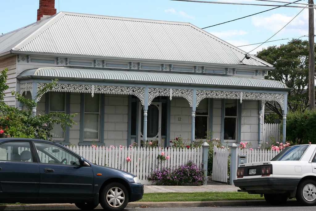 Traditional Home - Melbourne
