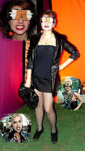 Sara Rocha  - Halloween do Varanda's 06/11/10
