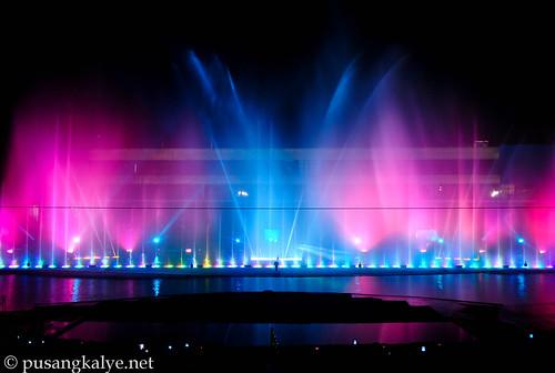 Aquatica water show