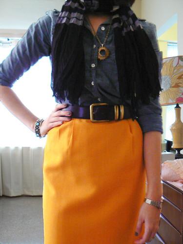 Kara Outfit Detail