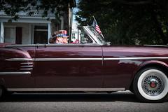 It's a Parade (jfwphoto) Tags: july 4th roxborough philly philadelphia parade monochrome blackandwhite bw fujifilm fuji fujinon 50mm xpro2