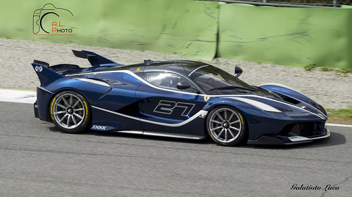"Ferrari FXXK n°27 • <a style=""font-size:0.8em;"" href=""http://www.flickr.com/photos/144994865@N06/35568308426/"" target=""_blank"">View on Flickr</a>"