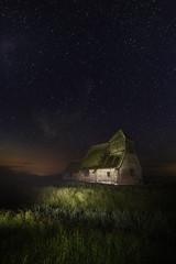 Fairfield Church, Romney Marsh @ Night (framboise_sjb) Tags: 2017 fairfieldchurch kent night romneymarsh stthomasàbecketchurch stars lightpainting zeiss zeissdistagon18mm zeissdistagon zeissdistagon3518mm zeissdistagont3518ze landscape landscapephotography longexposure