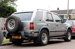 L57 VGF (Nivek.Old.Gold) Tags: 1993 vauxhall frontera lwb 23d turbo intercooler theoval