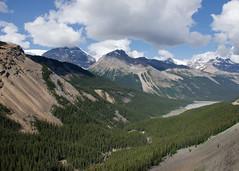 Athabasca River (CAN_3431) (ronnie.savoie) Tags: athabascariver jaspernationalpark jasper canada alberta mountains rockies canadianrockies rockymountains