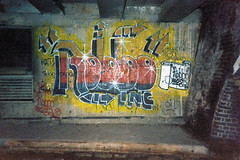 King Robbo, 1985 (Citrus Topnote, Jr.) Tags: original streetart london bristol graffiti cunt north banksy wanker middleclass wetsuit tdk disrespect robbo diss artfag pfb nla wrh rob484