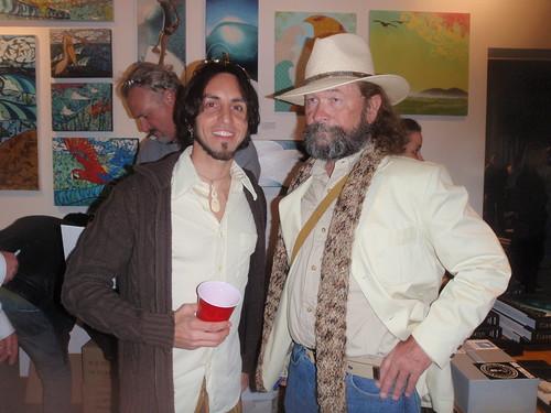 Jay and Surf Artist icon Bill Ogden