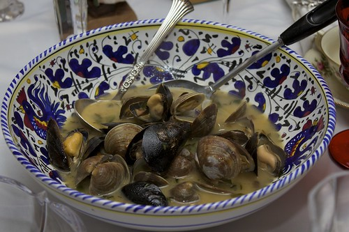 Fish 3 & 4 of 7: Mussels and Clams