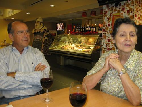 Zulma y Manolo