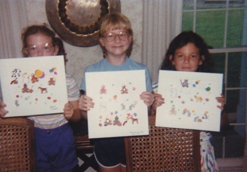 My Sad Sticker Party (1984)