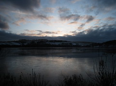 Clouds over Kinghorn Loch (Alexandra Mitchell) Tags: clouds scotland fife loch kinghorn kinghornloch