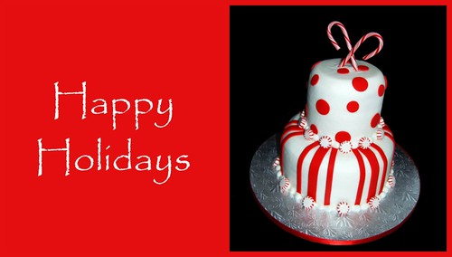 Simply Sweets Wishes You a Happy Holidays