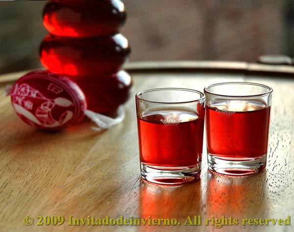 mulled rosé wine