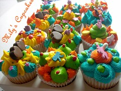 Colorful Cupcakes ☼ (Mily'sCupcakes) Tags: