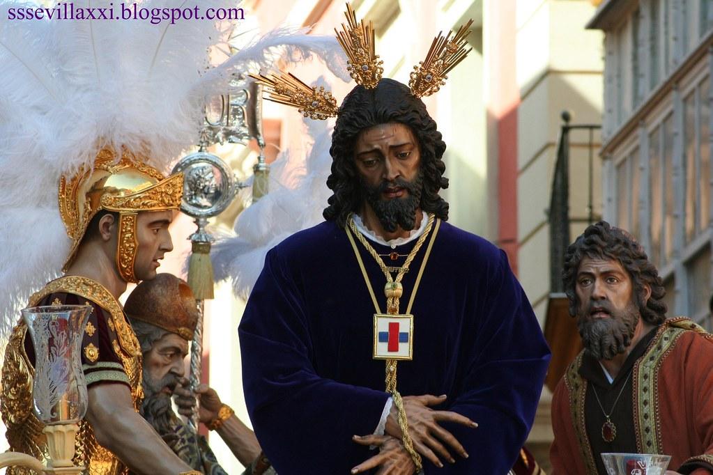 Nuestro Padre Jesús Cautivo y Rescatado