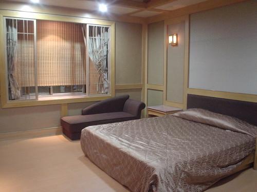 46.清水月桂冠汽車旅館:又是雙人床