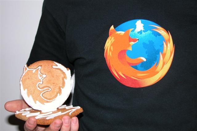 Mézeskalács Firefox