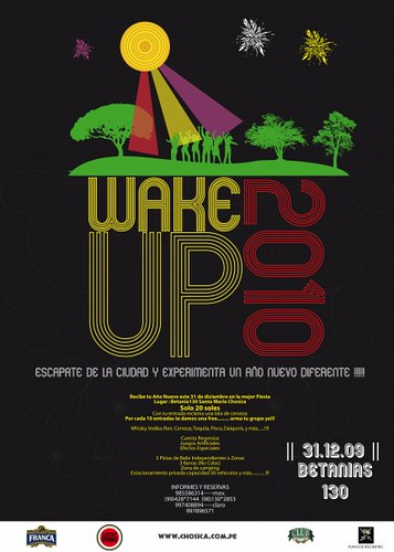 Wake Up 2010 - Chosica
