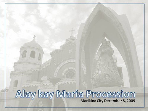 Alay kay Maria 1