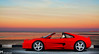 Ferrari Dreams (Mishari Al-Reshaid Photography) Tags: road sunset red sea sky reflection cars car clouds canon reflections italian automobile power awesome wheels ferrari exotic kuwait autos canondslr canoneos v8 automobiles q8 f355 carphotos carphotography 24105 355 canonef24105f4l carphoto canoncamera canonphotos canoneflens 24105mm q80 canonllens 40d mishari canonef24105f4lis kuwaitphoto kuwaitphotos 580exii canoneos40d canon40d kvwc kuwaitvoluntaryworkcenter kuwaitvwc canon580exiiflash kuwaitsunsets kuwaitphotography misharialreshaid malreshaid misharyalrasheed