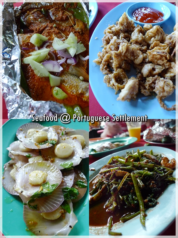 Seafood @ Portuguese Settlement