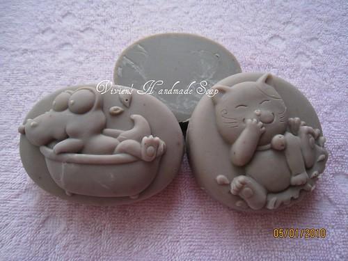 紫草母乳皂_Ring