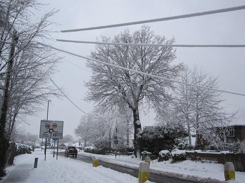 Horsham snow