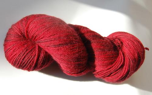 Stricken Smitten Sinful Sock in Aubriana