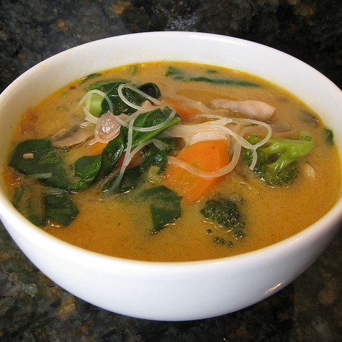 Good Appetite: Thai Curry Soup
