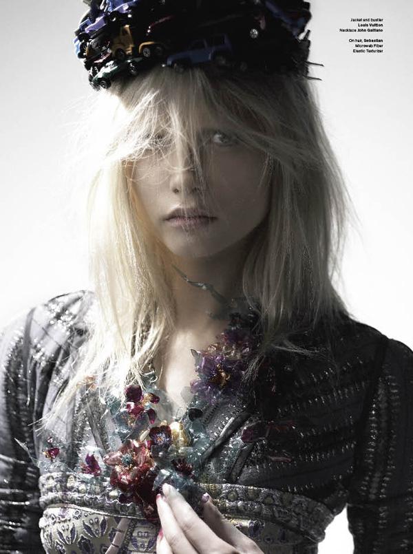 V Magazine Doll Parts-Natasha Poly by Glen Luchford 6