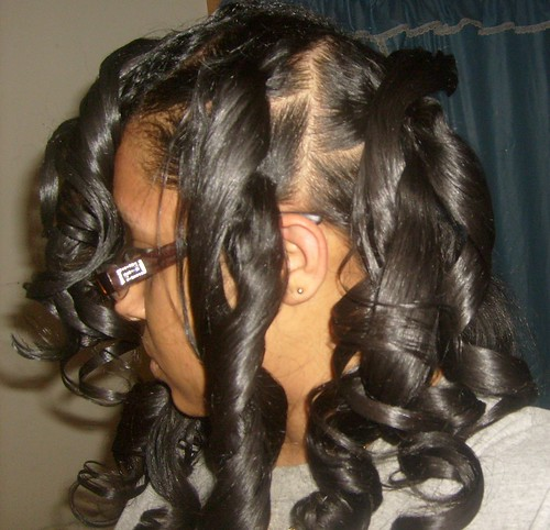 As promised...my silk wrap process w/pics. | Long Hair Care Forum