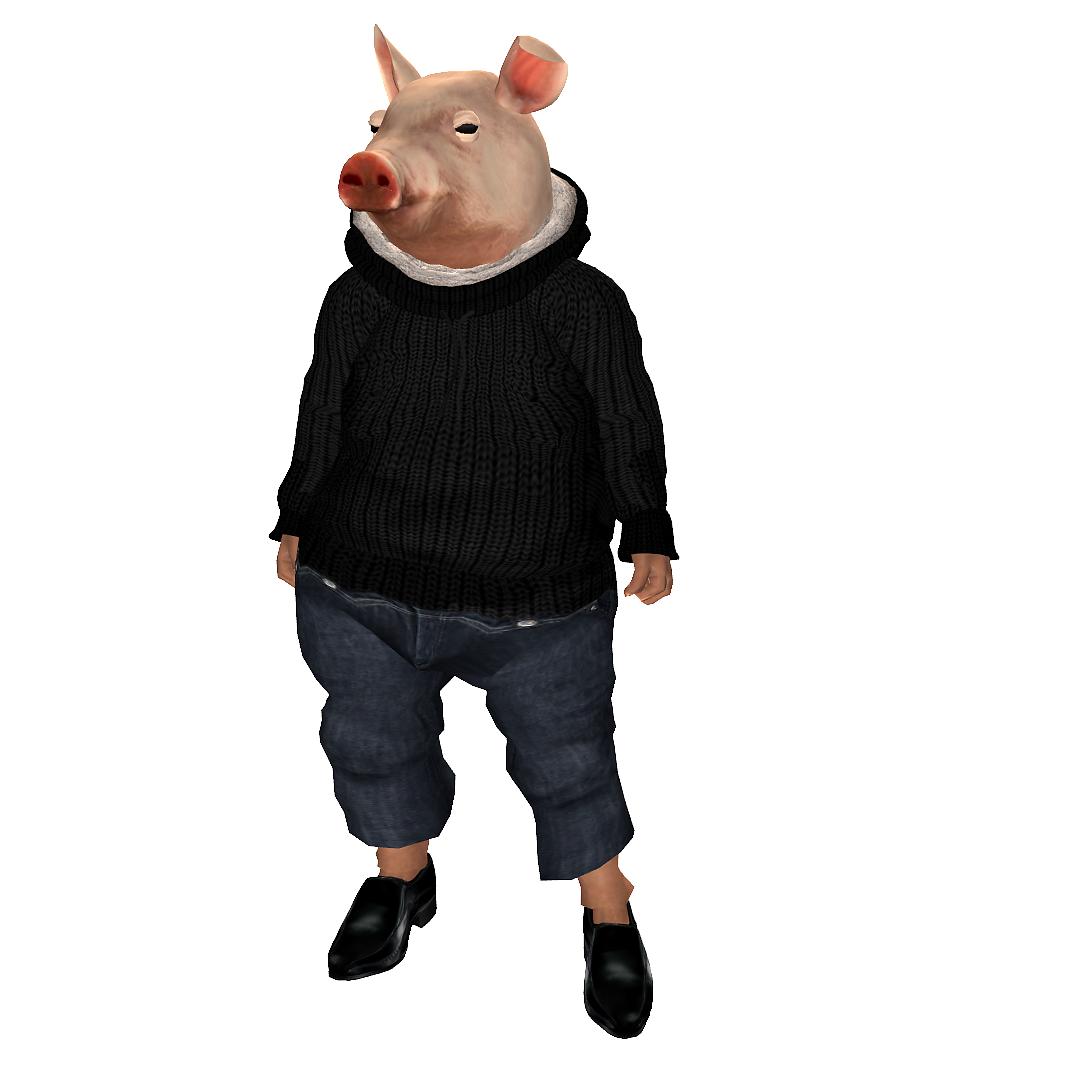 ++NODe++ Pig Avatar