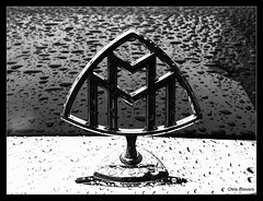 Brabus Maybach (Chris Wevers) Tags: germany deutschland panasonic nrw tuning ruhr hoodornament dmc 57 brabus bottrop maybach fz50 chriswevers