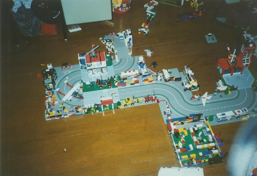 The LEGO City