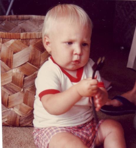 Robby and Plug 1983