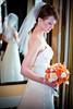 orange dress orange wedding dress photo