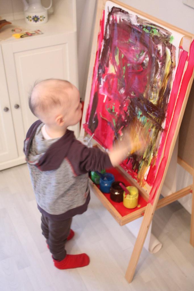 Atelier : Malen
