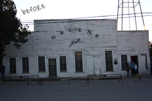 Gruene Hall before