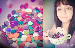9.365 : The best part of waking up is confetti in your cup.
