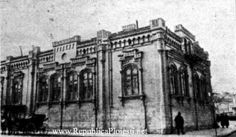 Casa Ergas Mamaciu - 1937