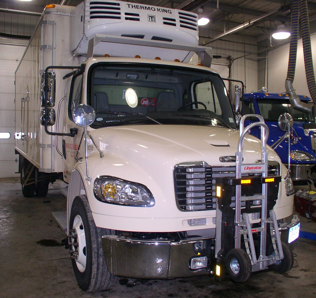 Johnson's Refrigerated Truck Bodies