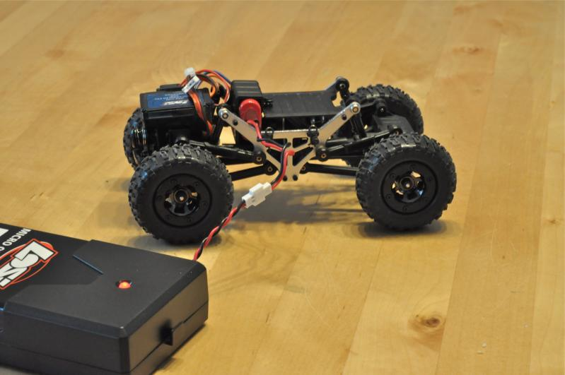 Greasy´s Losi Micro G-Wagen - Scale 4x4 R/C Forums
