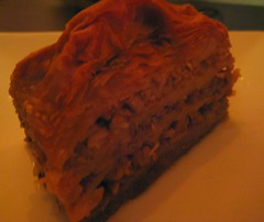 Baklava (nycblondieandbrownie) Tags: baklava ethiopianfood zoma