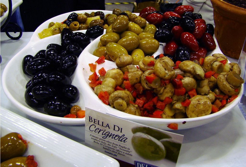 DSC04307 DeLallo Bella Di Cerignola