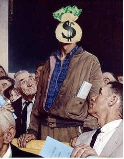 From flickr.com/photos/9106303@N05/4293367161/: Freedom of Speech, after Norman Rockwell and the US Supreme Court: Freed, From Images