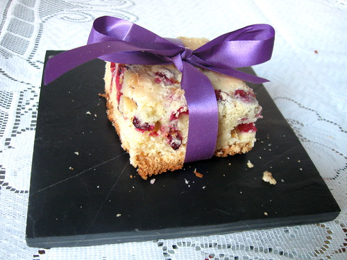 Cranberry square gift