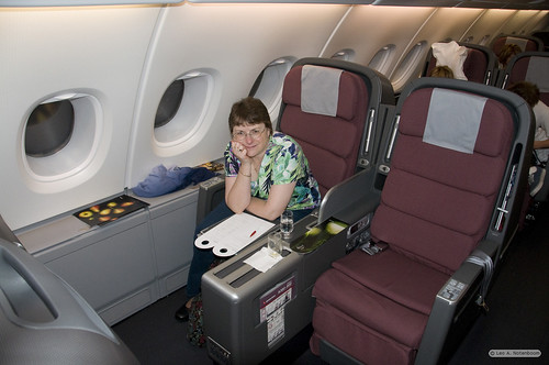 A380 Seating