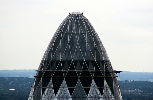 The Gherkin, London, United Kingdom, by jmhdezhdez
