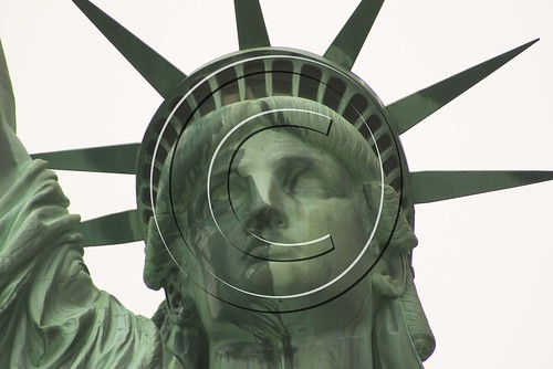 statue of liberty face drawing. statue of liberty face close